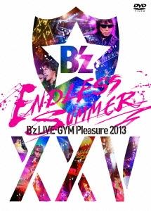B'z LIVE-GYM Pleasure 2013 ENDLESS SUMMER -XXV BEST- DVD