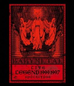 LIVE LEGEND 1999 1997 APOCALYPSE Blu-ray Disc
