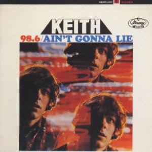 Keith/98.6 ベスト・オブ・キース [UICY-76733]