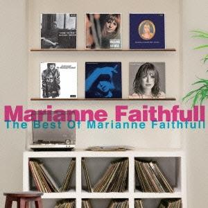 Marianne Faithfull/~涙あふれて~ ベスト・オブ・マリアンヌ・フェイスフル [UICY-15367]