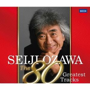 小澤征爾の80曲。 CD