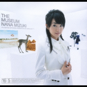 水樹奈々/THE MUSEUM [CD+DVD][KIZC-3]