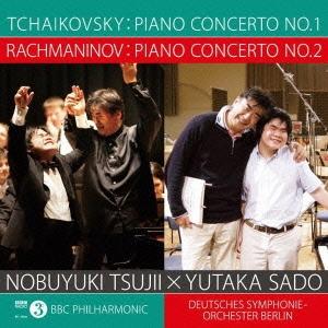 辻井伸行/チャイコフスキー:ピアノ協奏曲第1番 ラフマニノフ:ピアノ協奏曲第2番 [AVCL-25723]