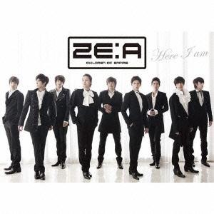 ZE:A/Here I am[HMCX-1111]