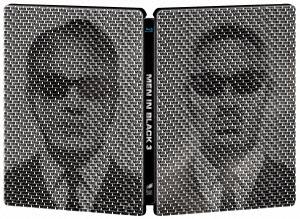 バリー・ソネンフェルド/メン・イン・ブラック3 3D&2D ブルーレイ・セット<限定生産版>[DAXA-4297]