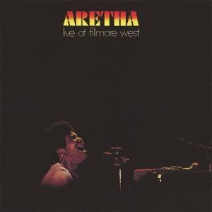 Aretha Franklin/アレサ・ライヴ・アット・フィルモア・ウェスト<完全生産限定盤>[WPCR-27652]