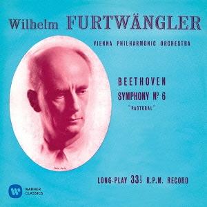 ヴィルヘルム・フルトヴェングラー/ベートーヴェン:交響曲 第6番「田園」 第8番 [WPCS-23006]