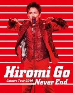 郷ひろみ/Hiromi Go Concert Tour 2014 Never End [SRXL-59]