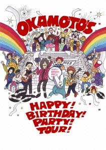 OKAMOTO'S 5th Anniversary HAPPY!BIRTHDAY!PARTY!TOUR!FINAL @日比谷野外大音楽堂 DVD