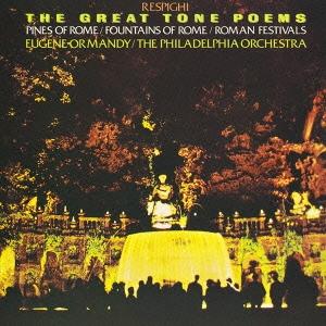 ユージン・オーマンディ/レスピーギ:「ローマの松」「ローマの祭」「ローマの噴水」<期間生産限定盤>[SICC-1807]