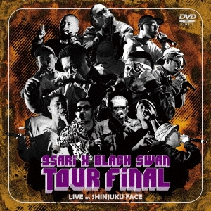 D.O/9SARI × BLACK SWAN TOUR FINAL LIVE at SHINJUKU FACE[9SRI-007]