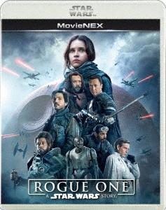 ローグ・ワン/スター・ウォーズ・ストーリー MovieNEX [2Blu-ray Disc+DVD]<通常版> Blu-ray Disc