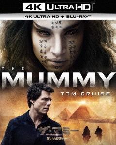 アレックス・カーツマン/ザ・マミー/呪われた砂漠の王女 [4K ULTRA HD+Blu-rayセット] [GNXF-2299]