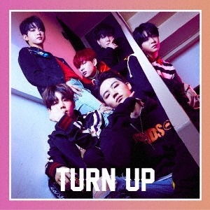 TURN UP (B/JB&マーク ユニット盤)<初回生産限定盤> CD