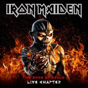 Iron Maiden/魂の書〜ザ・ブック・オブ・ソウルズ〜ライヴ[デラックス・エディション] [2CD+ハードカバー・ブック]<完全生産限定盤>[WPCR-17952]