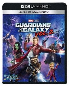 ジェームズ・ガン/ガーディアンズ・オブ・ギャラクシー:リミックス 4K UHD MovieNEX [4K Ultra HD Blu-ray Disc+3D Blu-ray Disc+Blu-ray Disc][VWAS-6580]