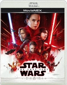 ライアン・ジョンソン/スター・ウォーズ/最後のジェダイ MovieNEX [2Blu-ray Disc+DVD]<通常版> [VWES-6639]
