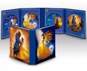 美女と野獣 MovieNEX コレクション [2Blu-ray Disc+2DVD]<数量限定版> Blu-ray Disc