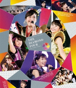 ももいろクローバーZ 10th Anniversary The Diamond Four -in 桃響導夢- LIVE Blu-ray<通常版> Blu-ray Disc