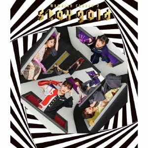 ももいろクローバーZ/stay gold [CD+Blu-ray Disc]<初回限定盤>[KICM-92017]