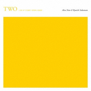 'TWO' - live at Sydney Opera House CD