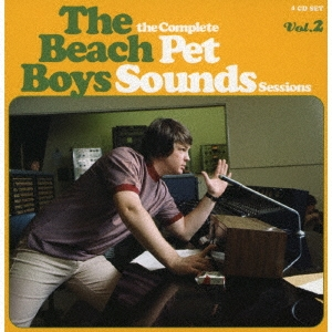 the Complete Pet Sounds Sessions Vol.2 CD