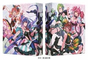マクロスΔ Blu-ray Box Walkure Edition<特装限定版>