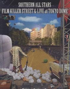 FILM KILLER STREET (DIRECTOR'S CUT) & LIVE AT TOKYO DOME<通常盤> DVD
