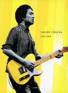 吉田拓郎/吉田拓郎 LIVE 2016 [DVD+2CD] [AVBD-92475B]
