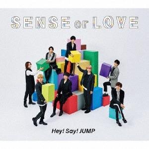 SENSE or LOVE [CD+歌詞フォトブックレット]<通常盤/初回プレス> CD