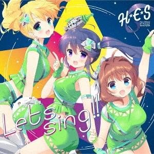 H☆E☆S/Let's sing!![KICM-3350]
