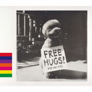 FREE HUGS! [CD+DVD]<初回盤A> CD