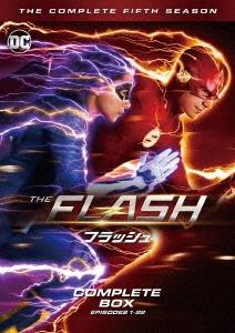 THE FLASH/フラッシュ <フィフス・シーズン> コンプリート・ボックス DVD