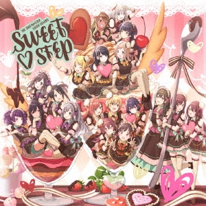 THE IDOLM@STER SHINY COLORS SWEET STEP