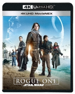 ローグ・ワン/スター・ウォーズ・ストーリー 4K UHD MovieNEX [4K Ultra HD Blu-ray Disc+3D Blu-ray Dis Ultra HD