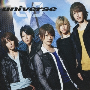 universe/echoes [CD+DVD]<初回生産限定盤>[DFCL-1665]