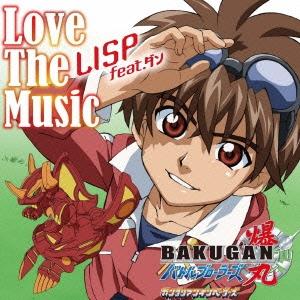 LISP/Love The Music[AVCA-29971]
