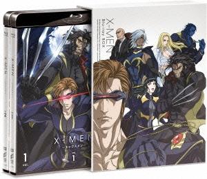 木崎文智/X-メン Blu-ray BOX [BPBQ-629]