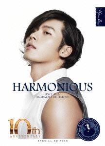 ヒョンビン/ヒョンビン デビュー10周年記念コレクションDVD 「HARMONIOUS-HIS MEMORY HIS STORY SINCE 2002」 [4DVD+BOOK] [MNPS-75]