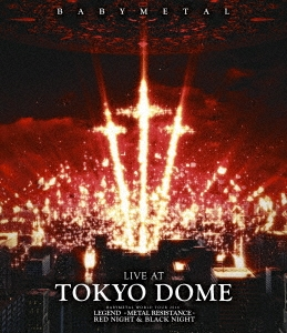 LIVE AT TOKYO DOME<通常盤> Blu-ray Disc