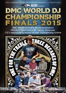 DMC WORLD DJ CHAMPIONSHIP FINALS 2015