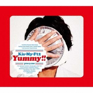 Yummy!! (B) [CD+DVD]<初回盤> CD