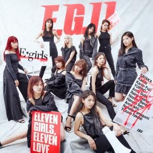E-girls/E.G.11<通常盤>[RZCD-86587]