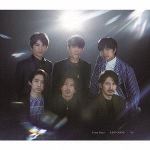 Crazy Rays/KEEP GOING (A) [CD+DVD]<初回盤> 12cmCD Single