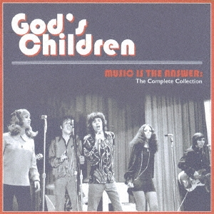 God's Children/ミュージック・イズ・ジ・アンサー〜ザ・コンプリート・コレクション[BG-5223]