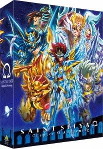 畑野森生/聖闘士星矢Ω Ω覚醒(オメガカクセイ)編 Blu-ray BOX[BCXA-0797]