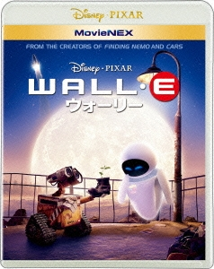 ウォーリー MovieNEX [Blu-ray Disc+DVD] Blu-ray Disc