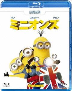 ミニオンズ Blu-ray Disc