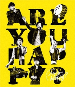 ARASHI LIVE TOUR 2016-2017 Are You Happy? [2Blu-ray Disc+DVD]<通常盤> Blu-ray Disc
