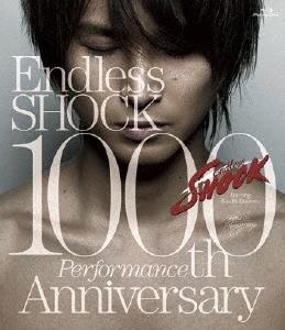 Endless SHOCK 1000th Performance Anniversary<通常盤> Blu-ray Disc